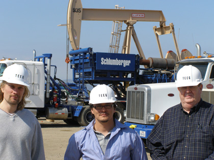 Texas Environmental Energy Group, Inc. - Bob Jacobs, Yan Birch, & Chris Sanders